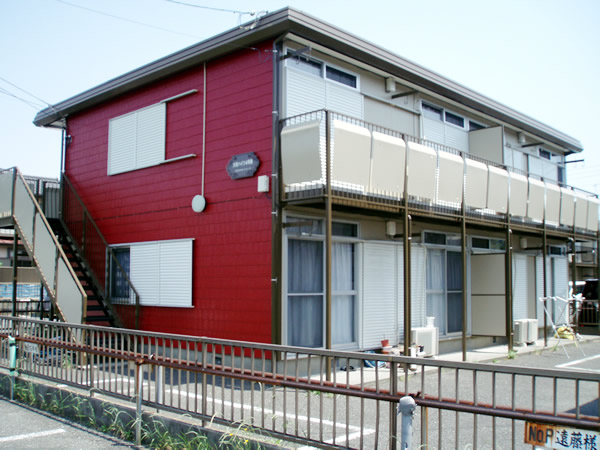 外壁塗装施工事例(塗装後)