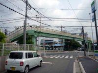陸橋塗装例